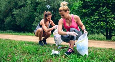 Sports et sensibilité écologique