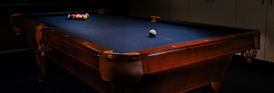 table de billard convertible