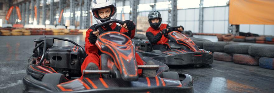 Trouver un karting à Perpignan