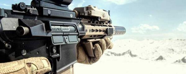 armes d'Airsoft